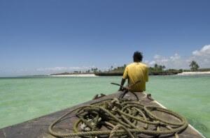 Freedigitalphotos.net - Man Sitting On Boat by africa